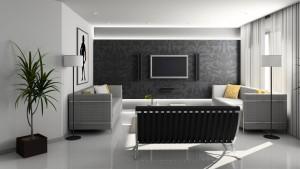 хай-тек интерьер мебели