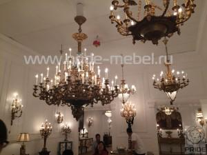 Выставка мебели CIFF