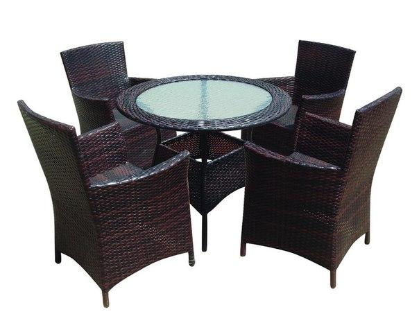 китайская мебель для дачи и ротанга