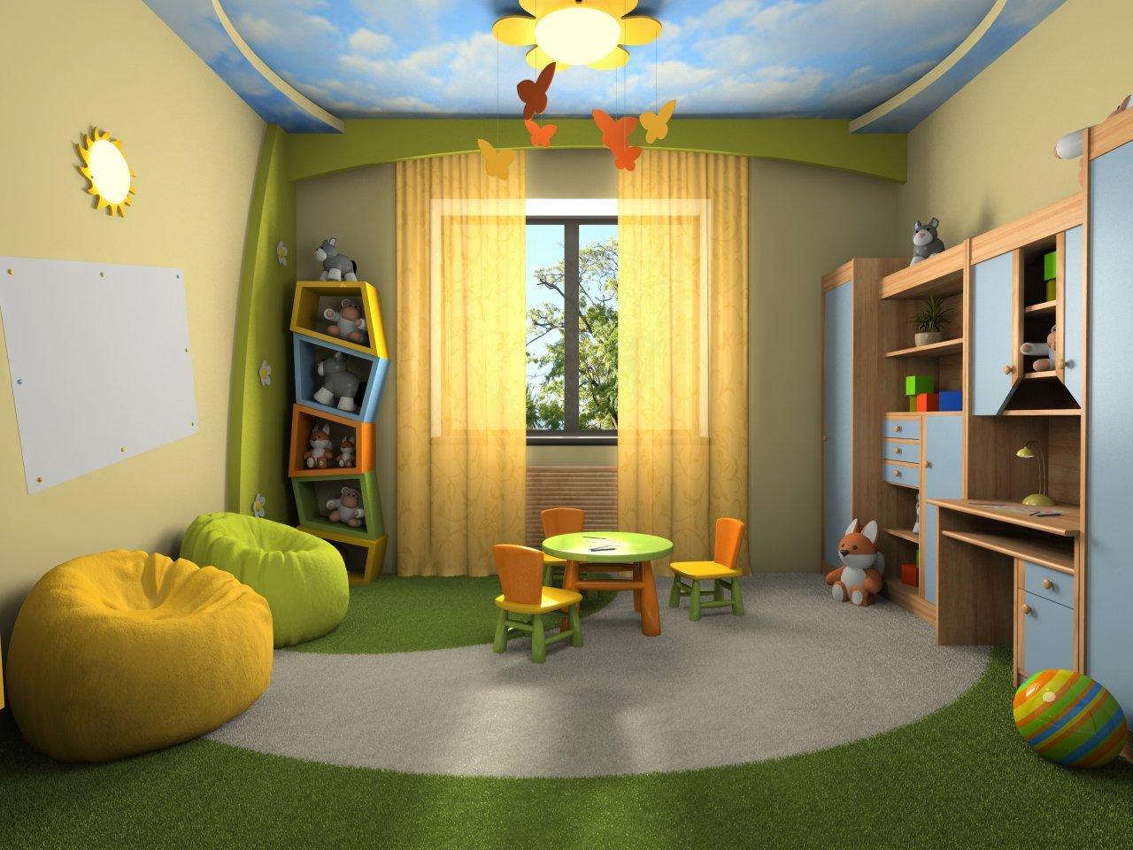 мебель из Китая для детской