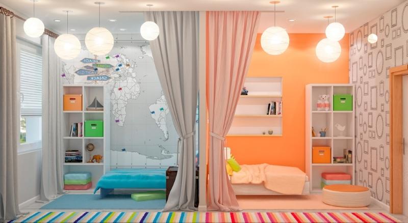мебель для подростка в современном стиле