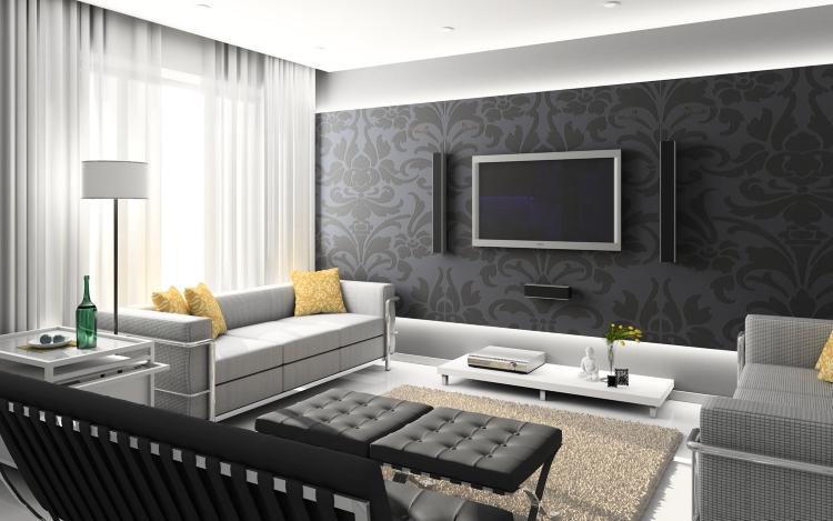 Городской стиль жилых помещений: концепция и реализация