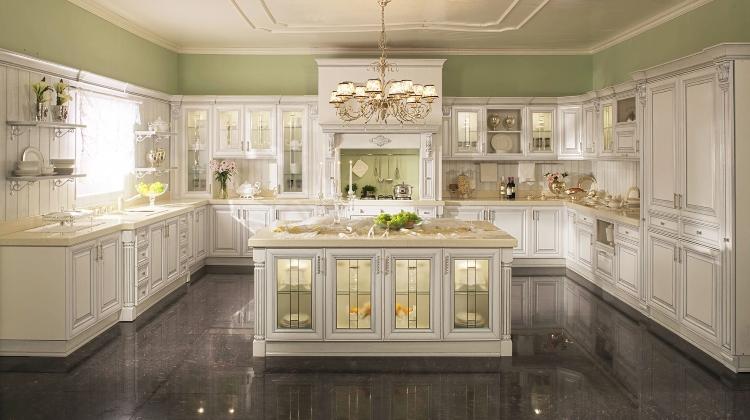 10 трендов в дизайне кухонной мебели