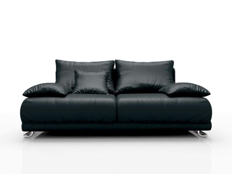 Стильная черная мебель: интеграция в жилой интерьер