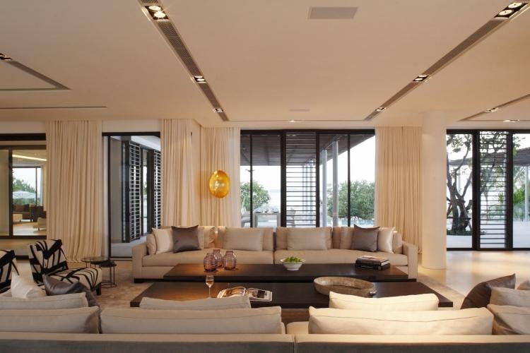 Уютная гостиная: несколько секретов создания домашнего интерьера