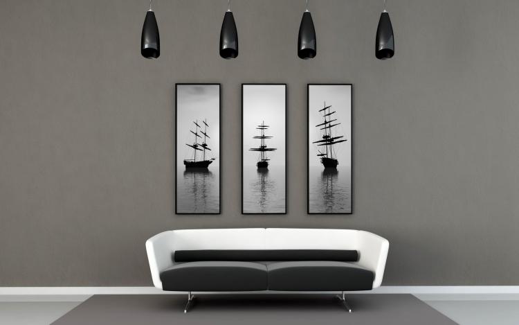 Концептуальное пространство гостиной в духе современного мегаполиса: стильные решения в выборе мебели и обстановки