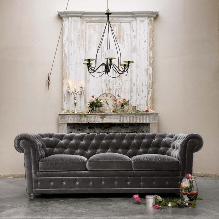 Бархат и велюр – модная обивка мебели