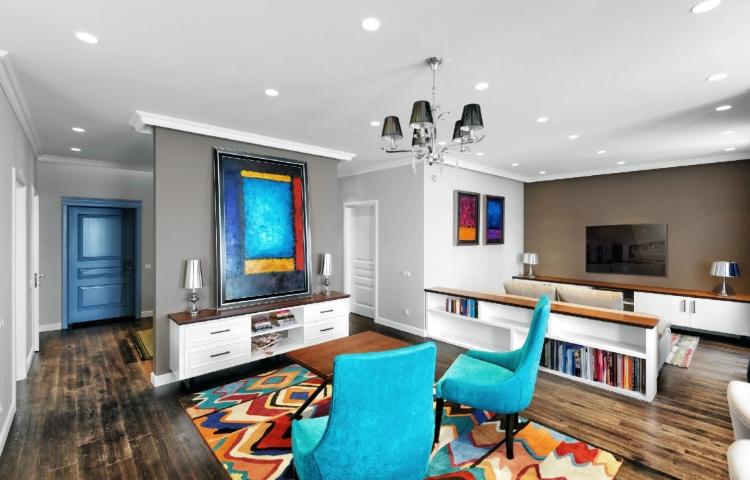 Китчевый интерьер для загородного дома и коттеджа: расставляем акценты с помощью мебели и текстиля