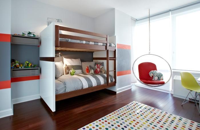 Когда в доме двое детей: выбираем мебель для отдыха и игр