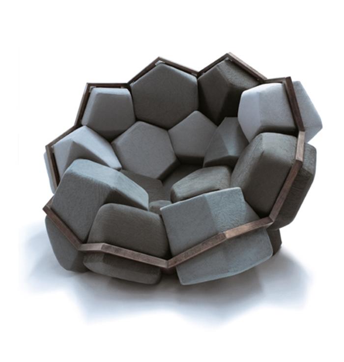 Геометрия в мебели: симметрия или ассиметрия?