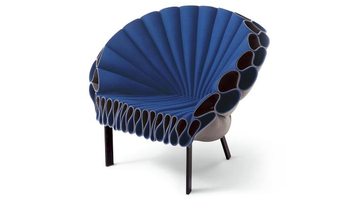 Мебель из необычных материалов: 5 интересных решений