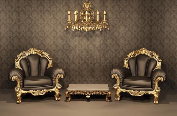 мебель во французком стиле