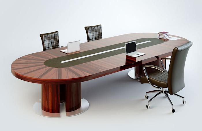 Стол для переговоров: критерии выбора мебели
