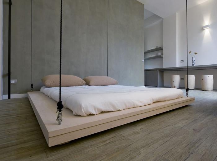 BedUP – кровать с подъемным механизмом