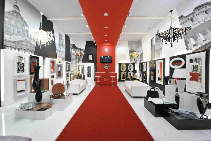 Выставка мебели в Китае 2018