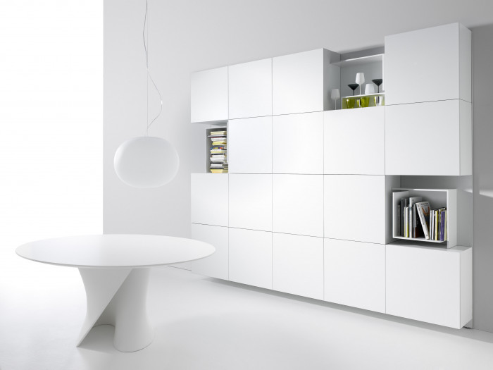 Мебель без ручек: стильный тренд. Удобно или нет?