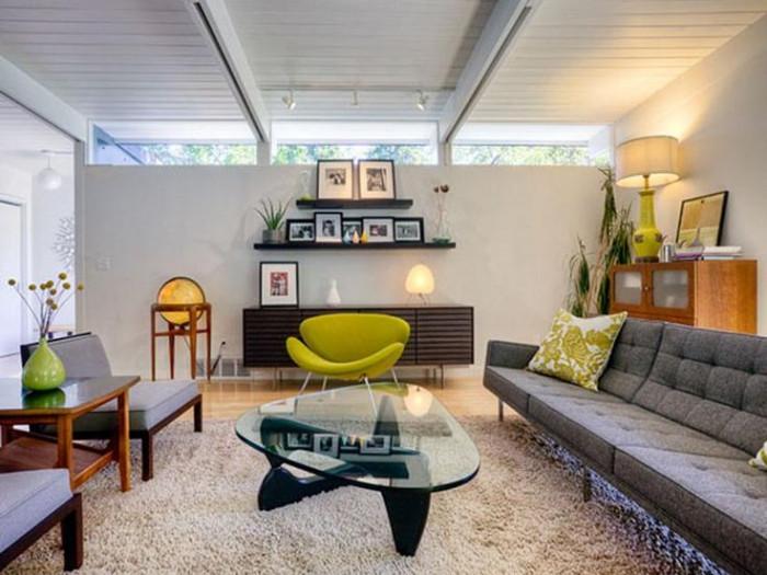 Дизайн дома в стиле 70-х