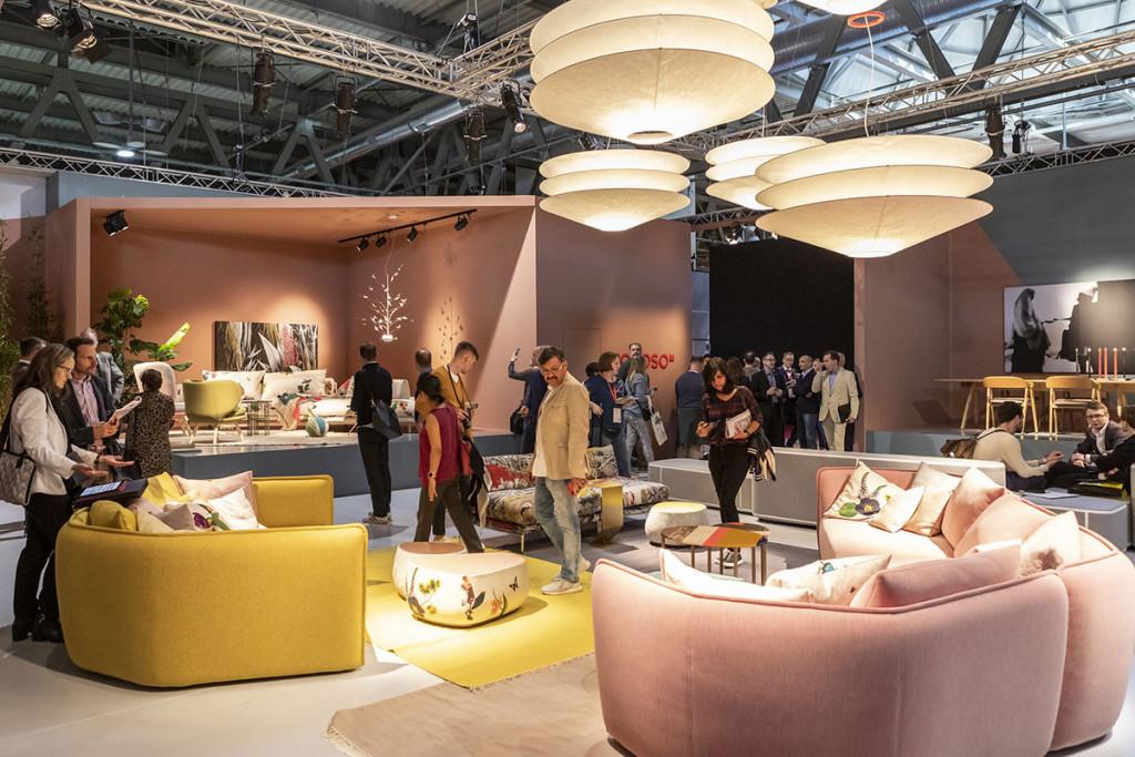 мебельная выставка Китай
