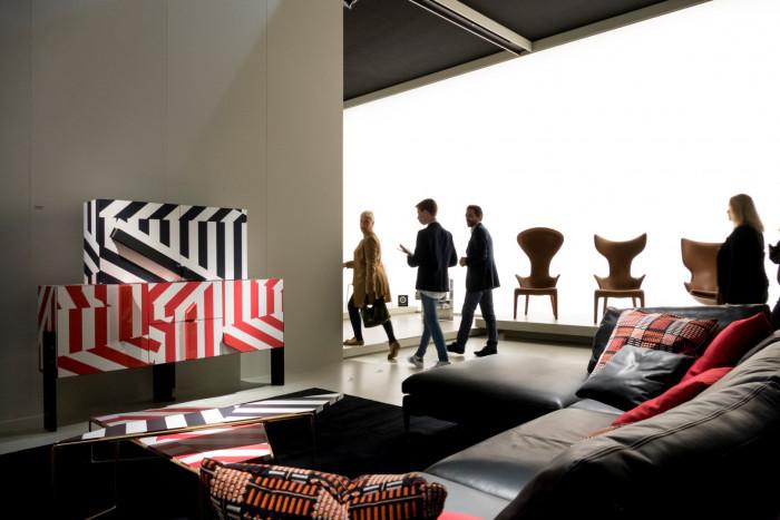 китайская мебельная выставка