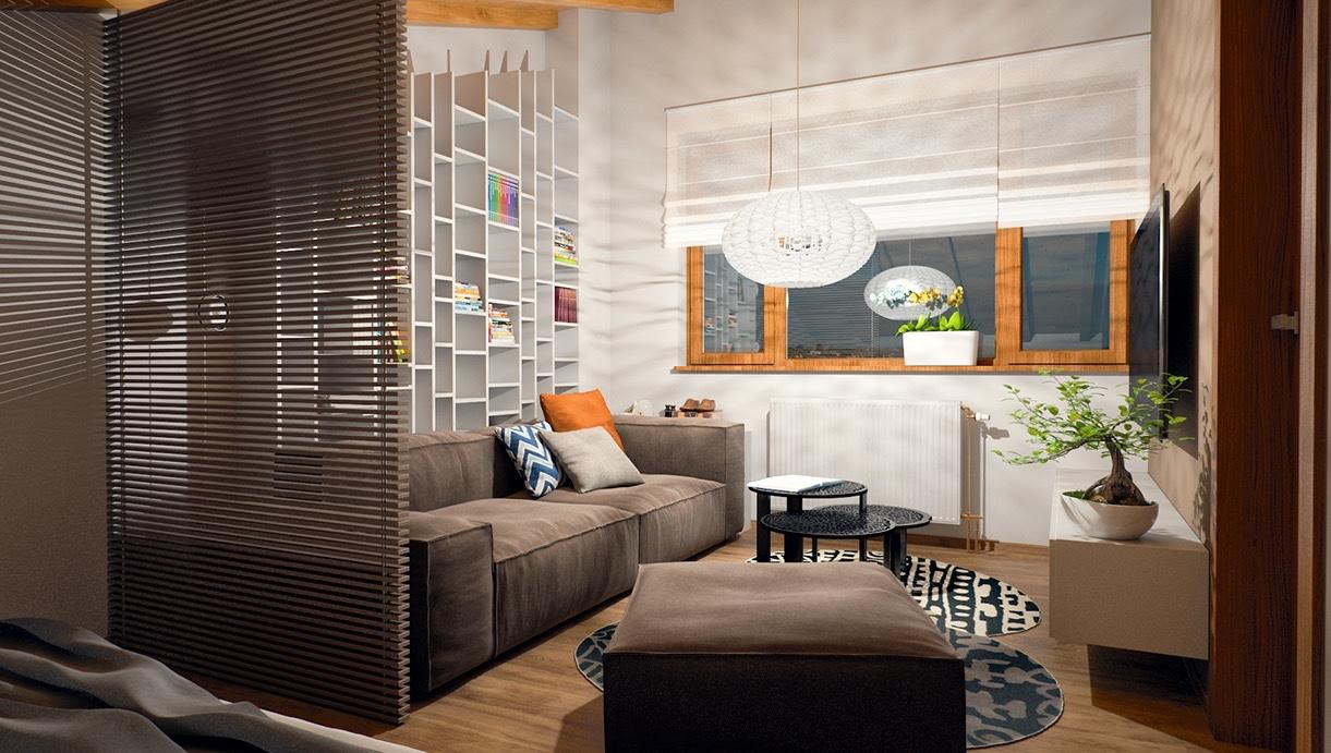 пространство в квартире