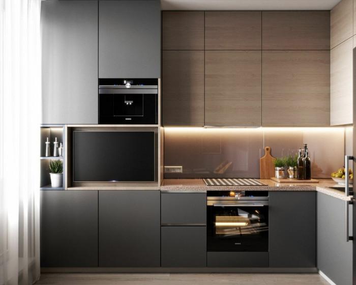 правила при проектировании кухни